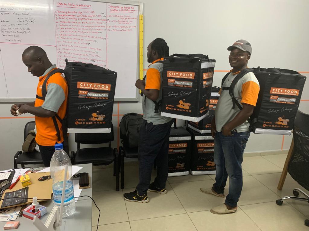 City Messenger ..: Envoi de colis , courrier Express et Livraison de Courriers Express depuis Bamako Mali et partout